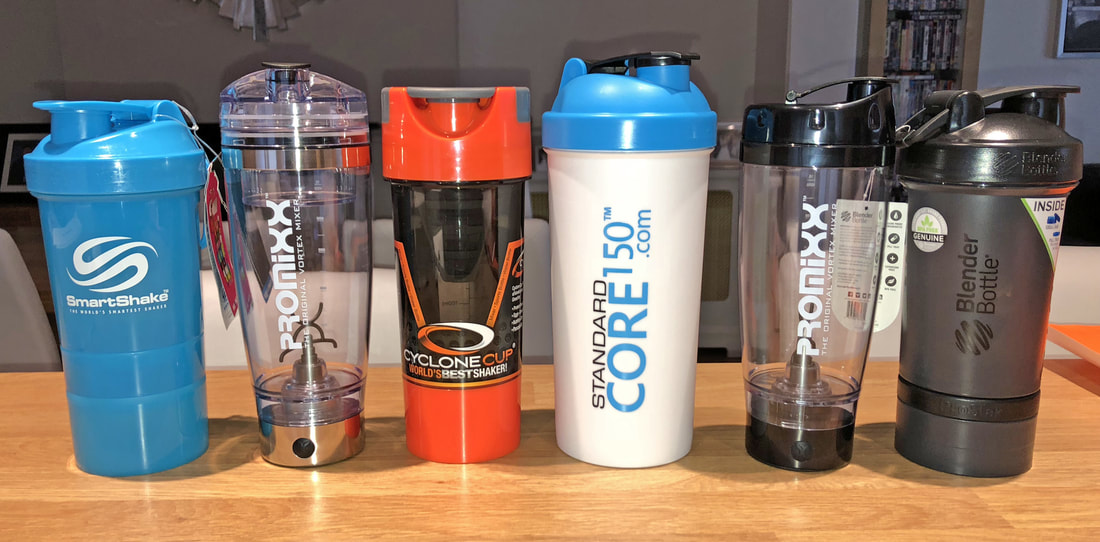 Best protein shaker bottle 2018